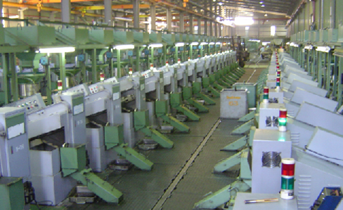 We use latest technology to manufacture fasteners