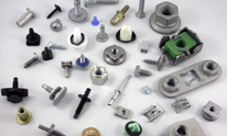 Different type of fasteners